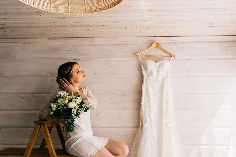 Утро невесты: как его правильно организовать сбор