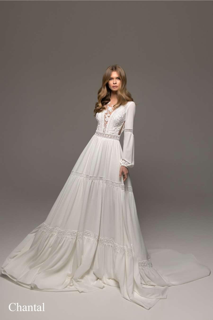 Свадебные платья рустик в Свадебном салоне Мадейра 2