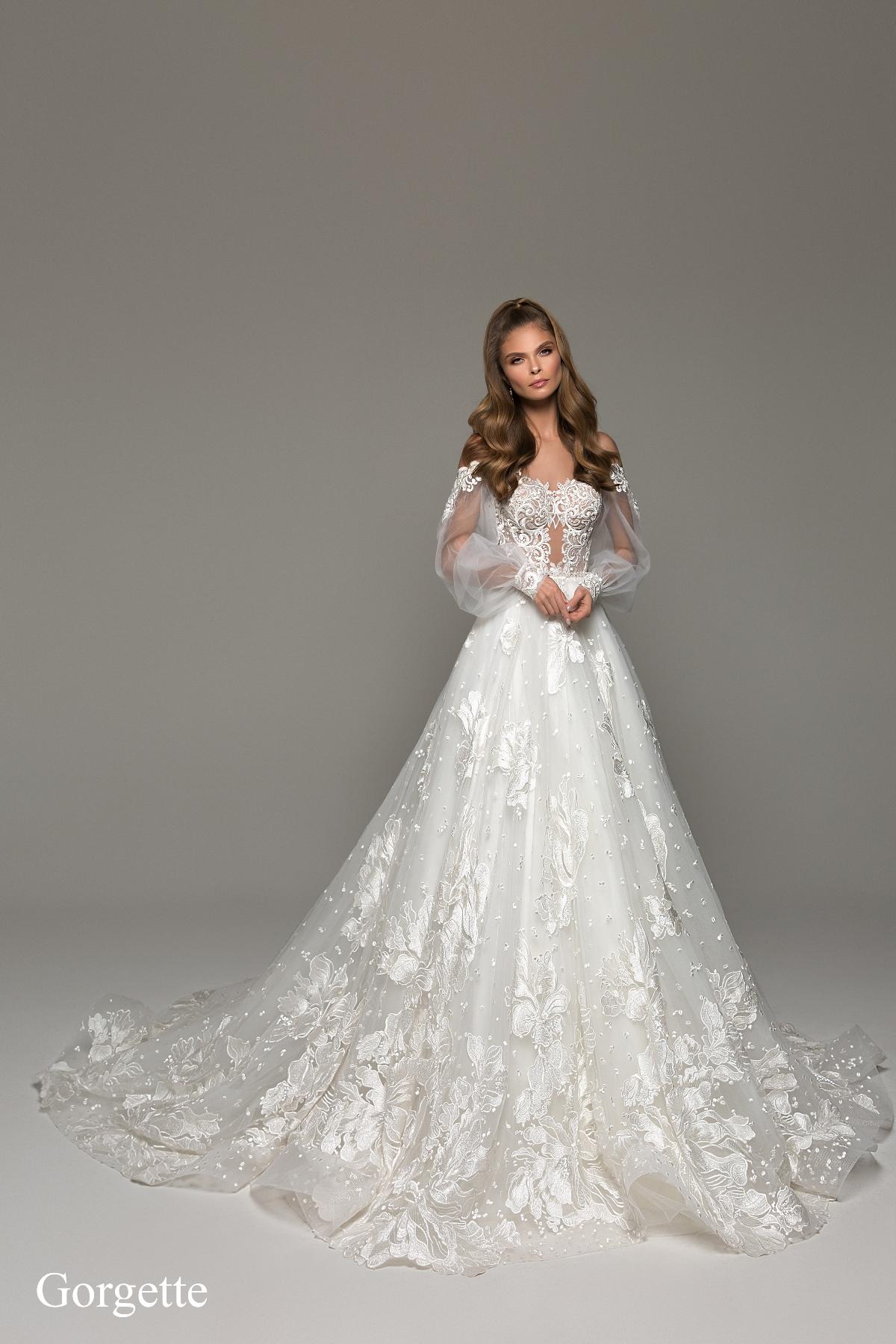 Свадебные платья в стиле бохо шик