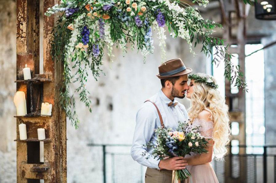 Свадьба в современном стиле: какая она?2