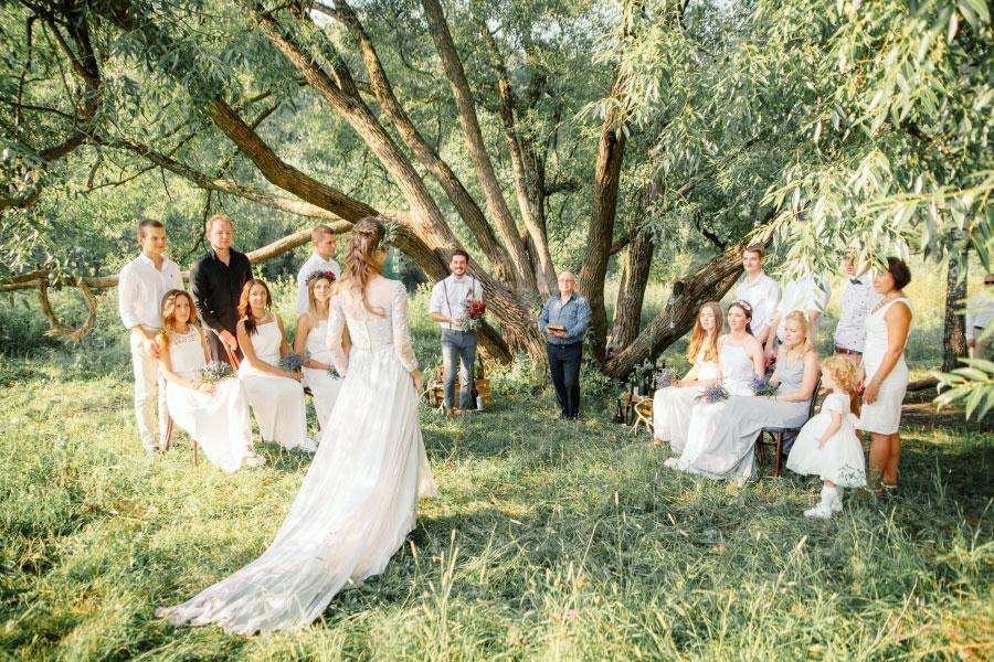 Что такое камерная свадьба и как ее провести