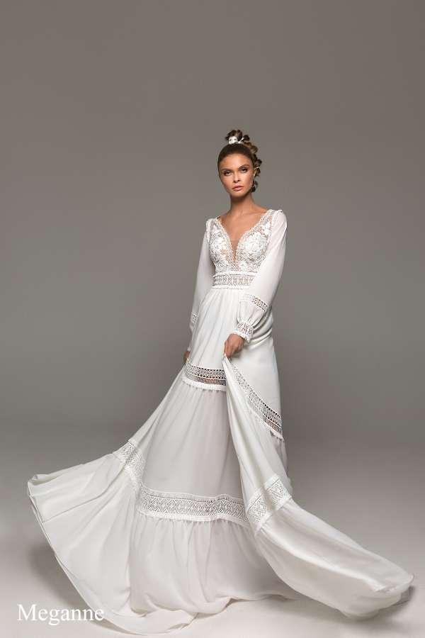 Свадебные платья рустик в Свадебном салоне Мадейра 3
