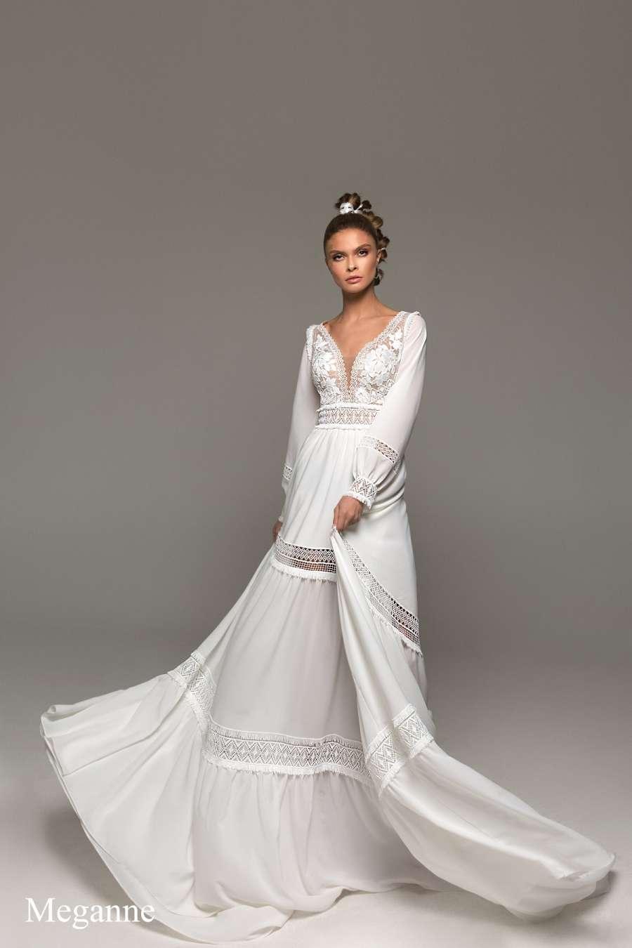 свадебное платье Meganne
