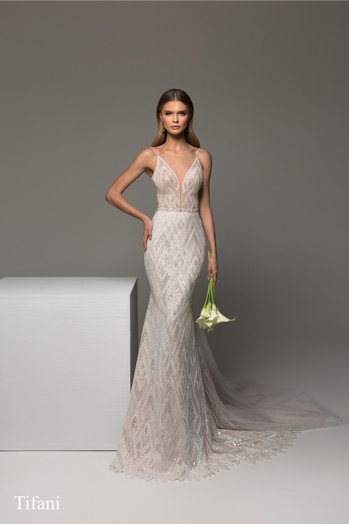 свадебное платье Tifani