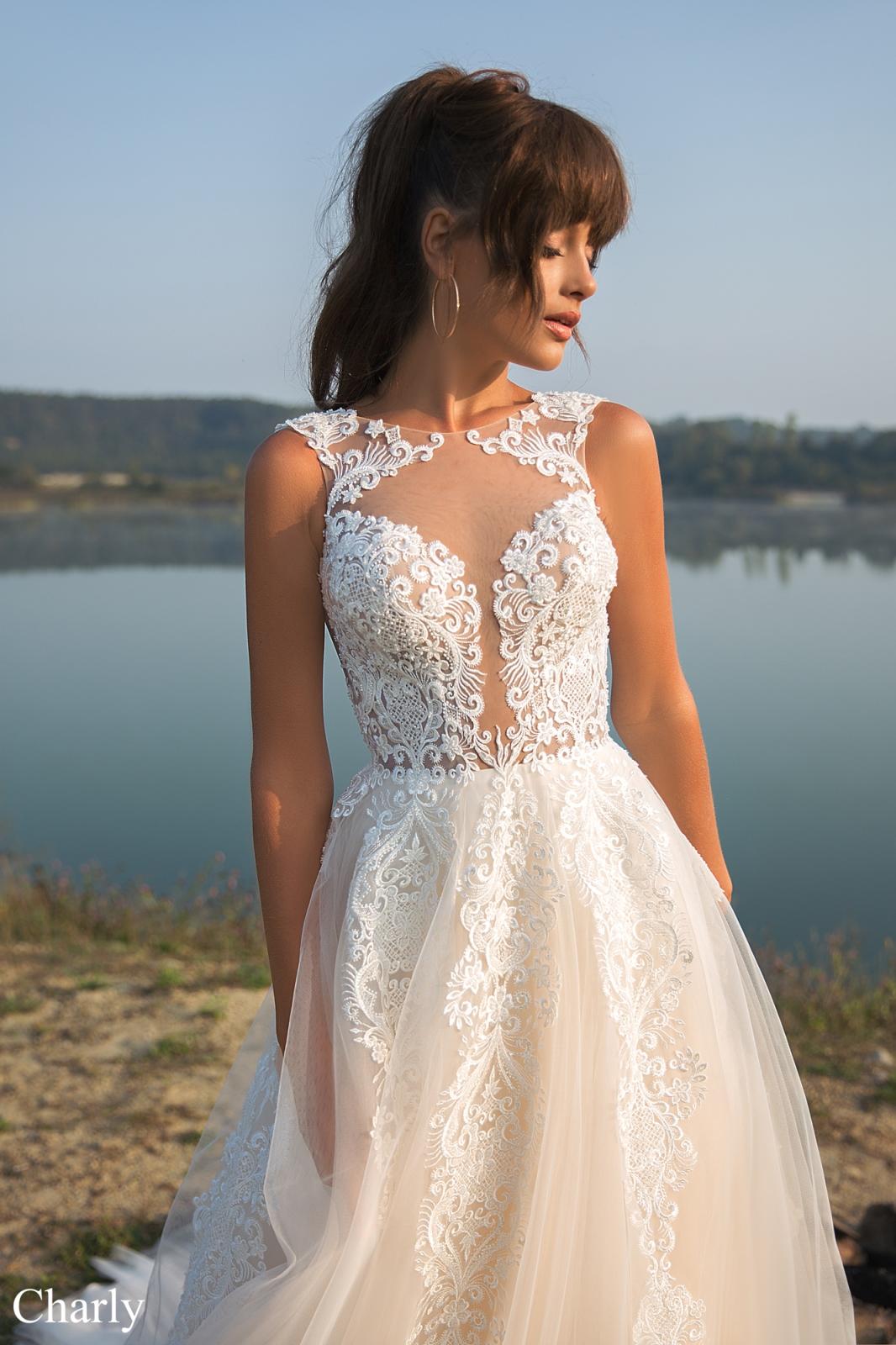свадебное платье Charly