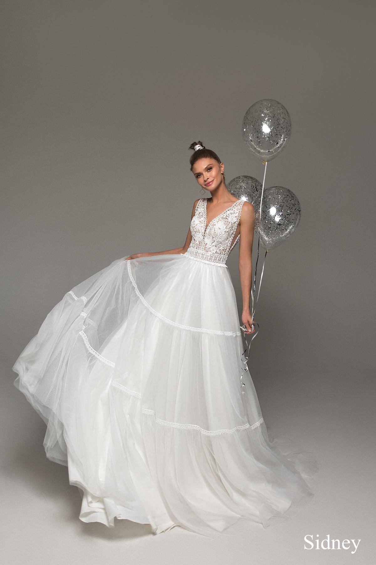 Свадебные платья рустик в Свадебном салоне Мадейра 1