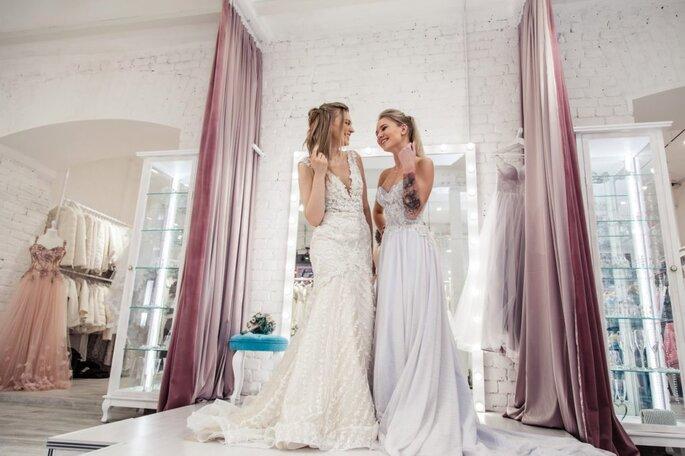"""Как купить """"правильное """"свадебное платье"""