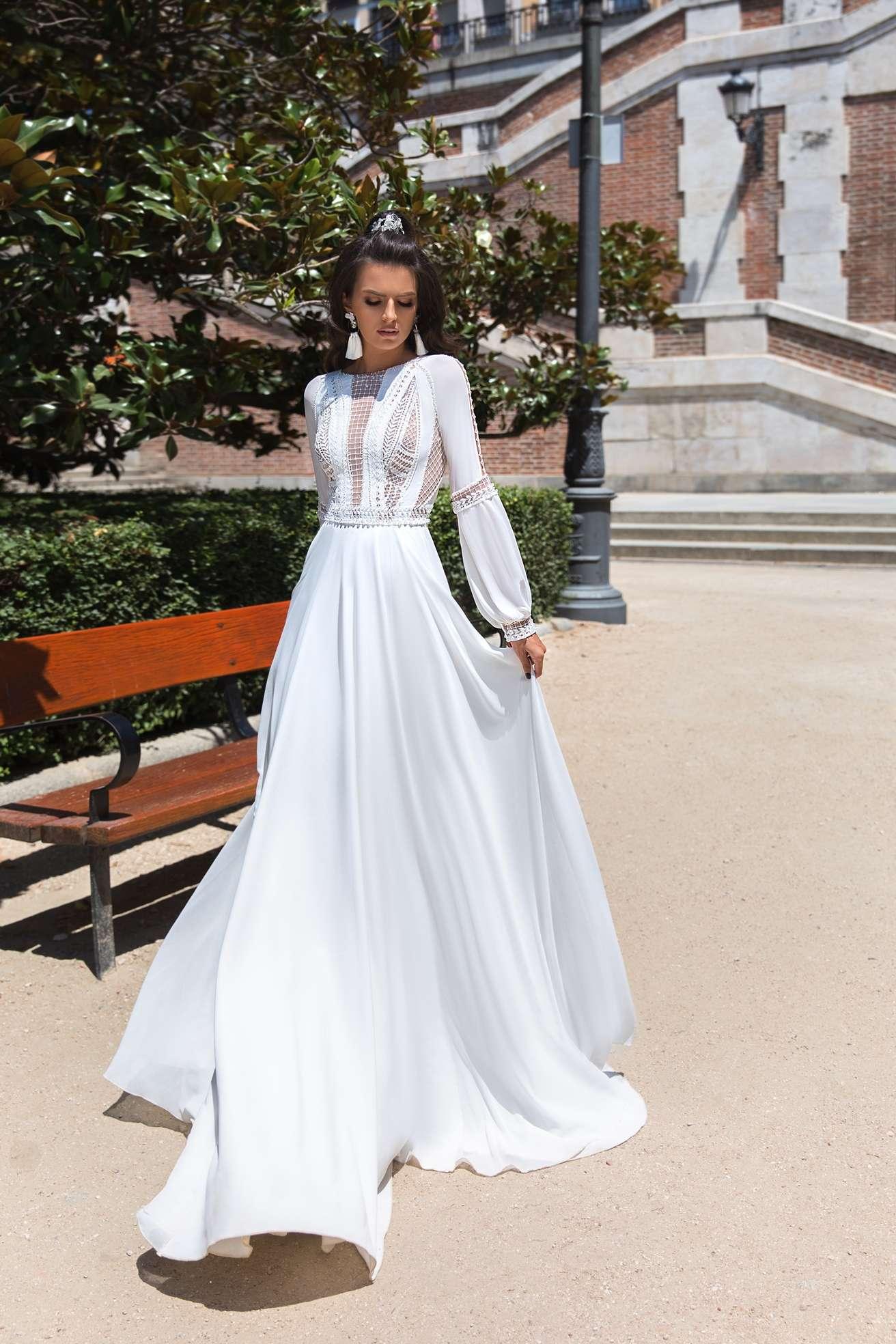 Свадебные платья рустик в Свадебном салоне Мадейра 4
