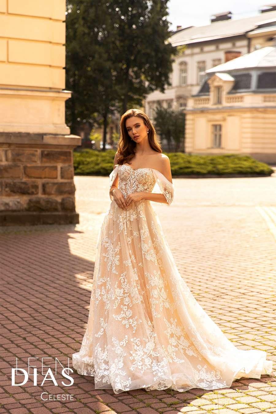 свадебное платье А - силуэт Celeste-1.900x900w