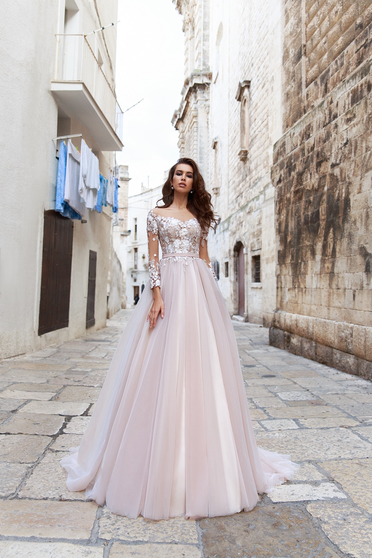 свадебное платье Drina_(