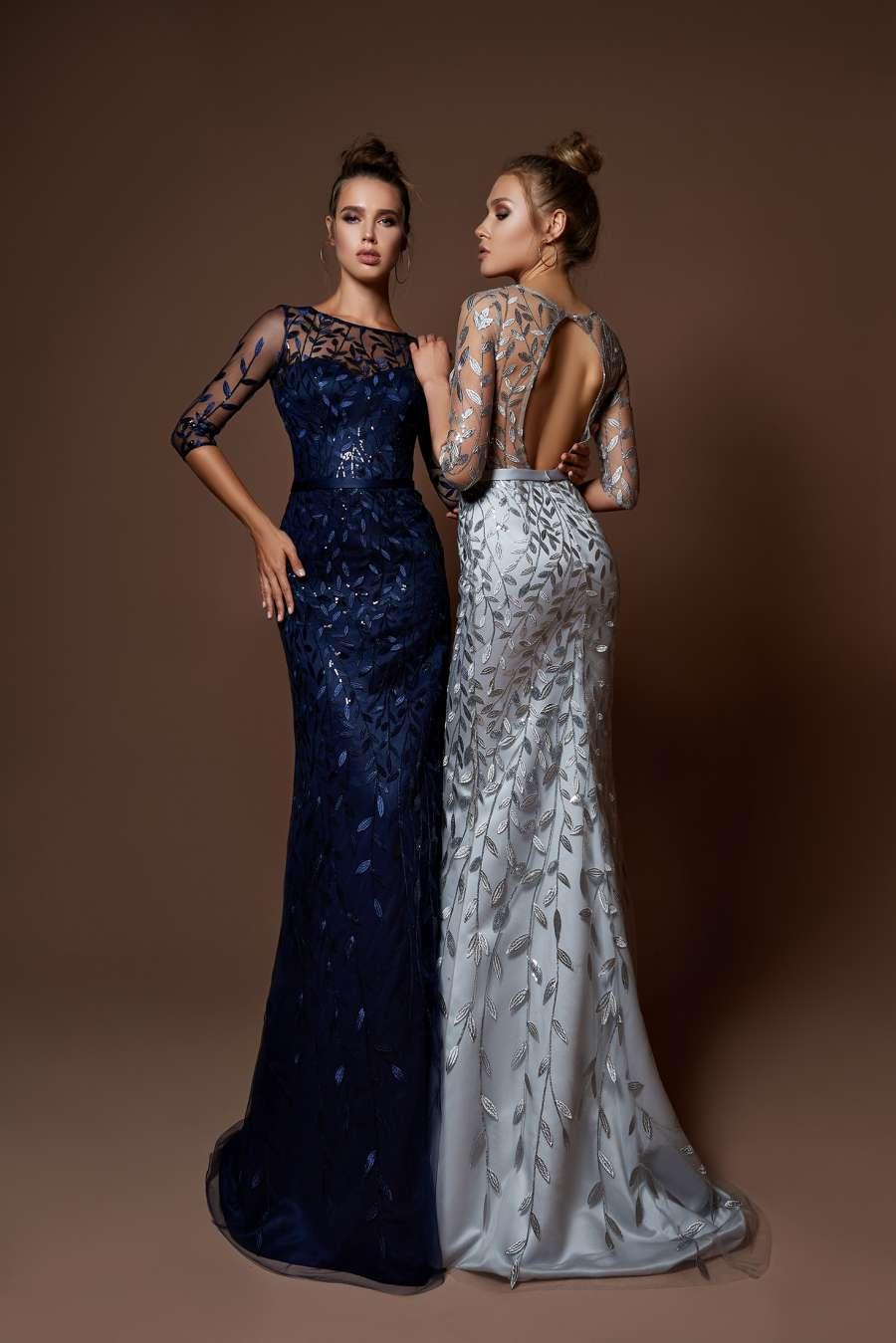 брендовые вечерние платья 5