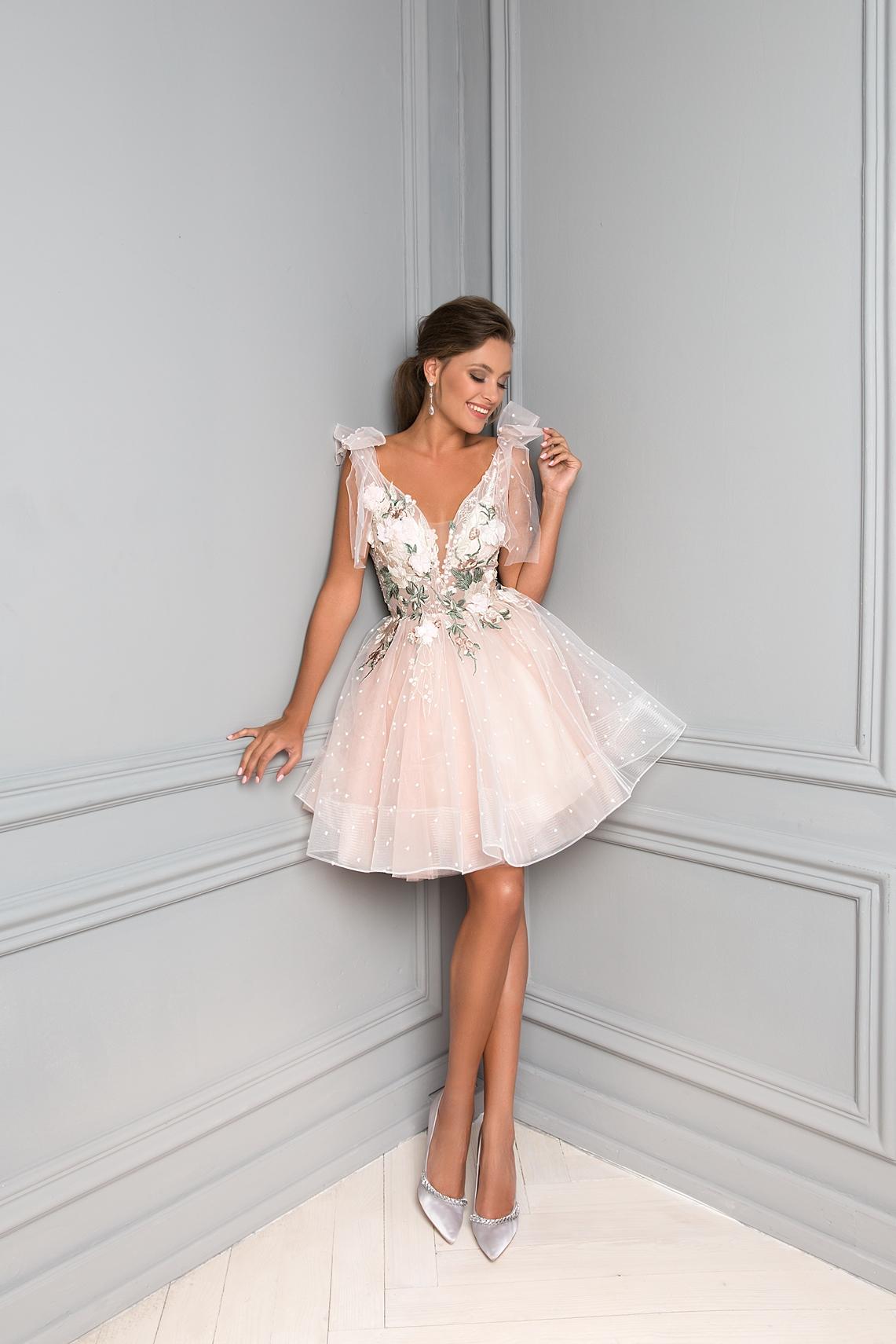 вечернее платье Jessica