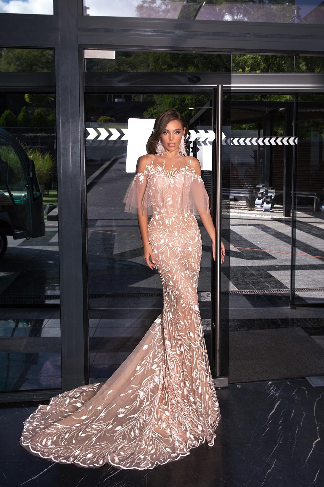 Вечерние платья от салона Мадейра 1