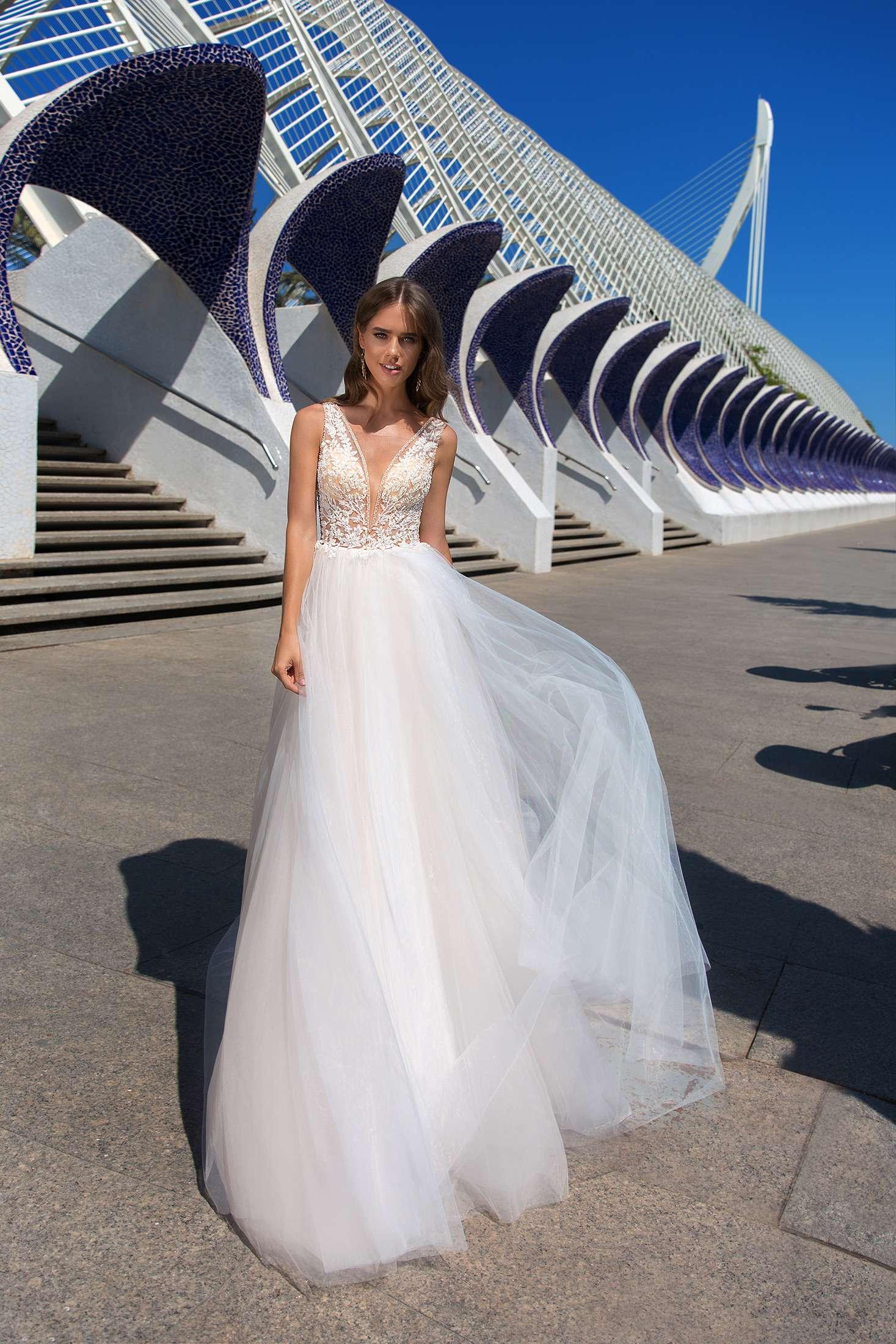 свадебное платье Lucia