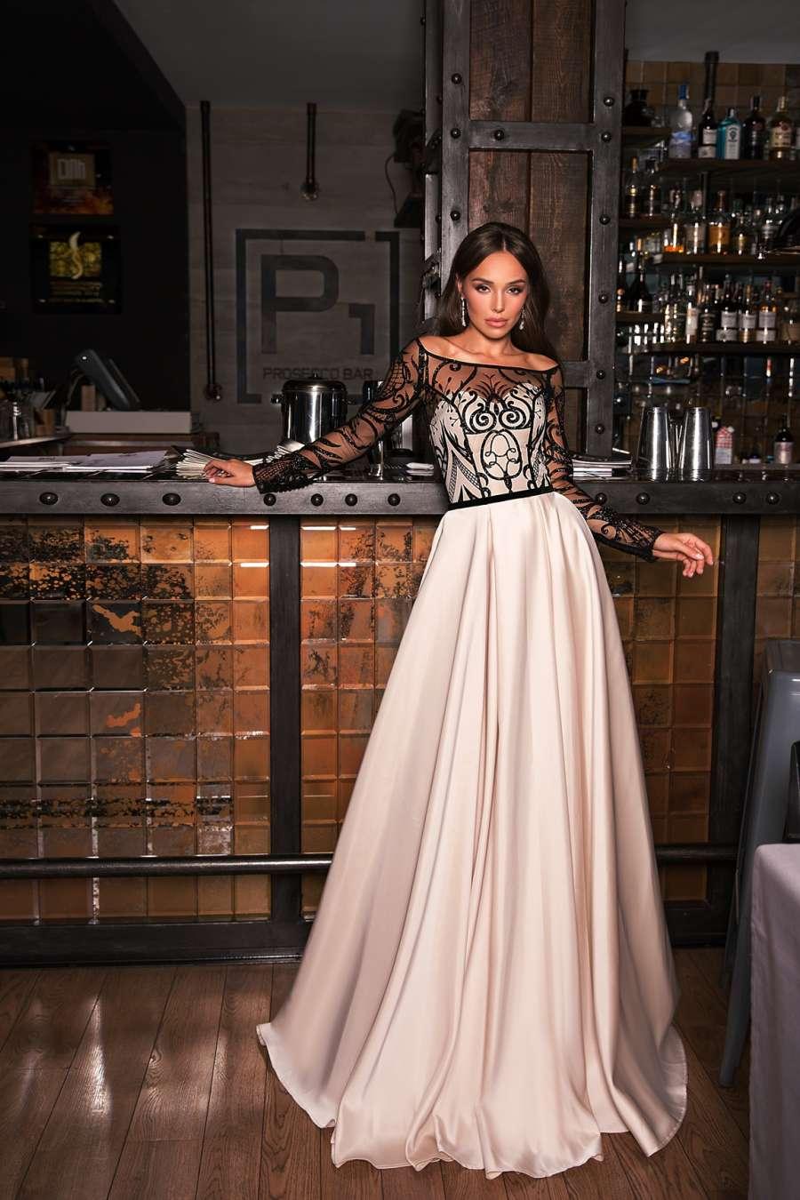Вечернее платье на выпускной Luna