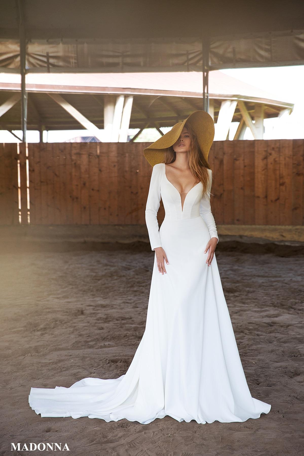 свадебное платье Madonna