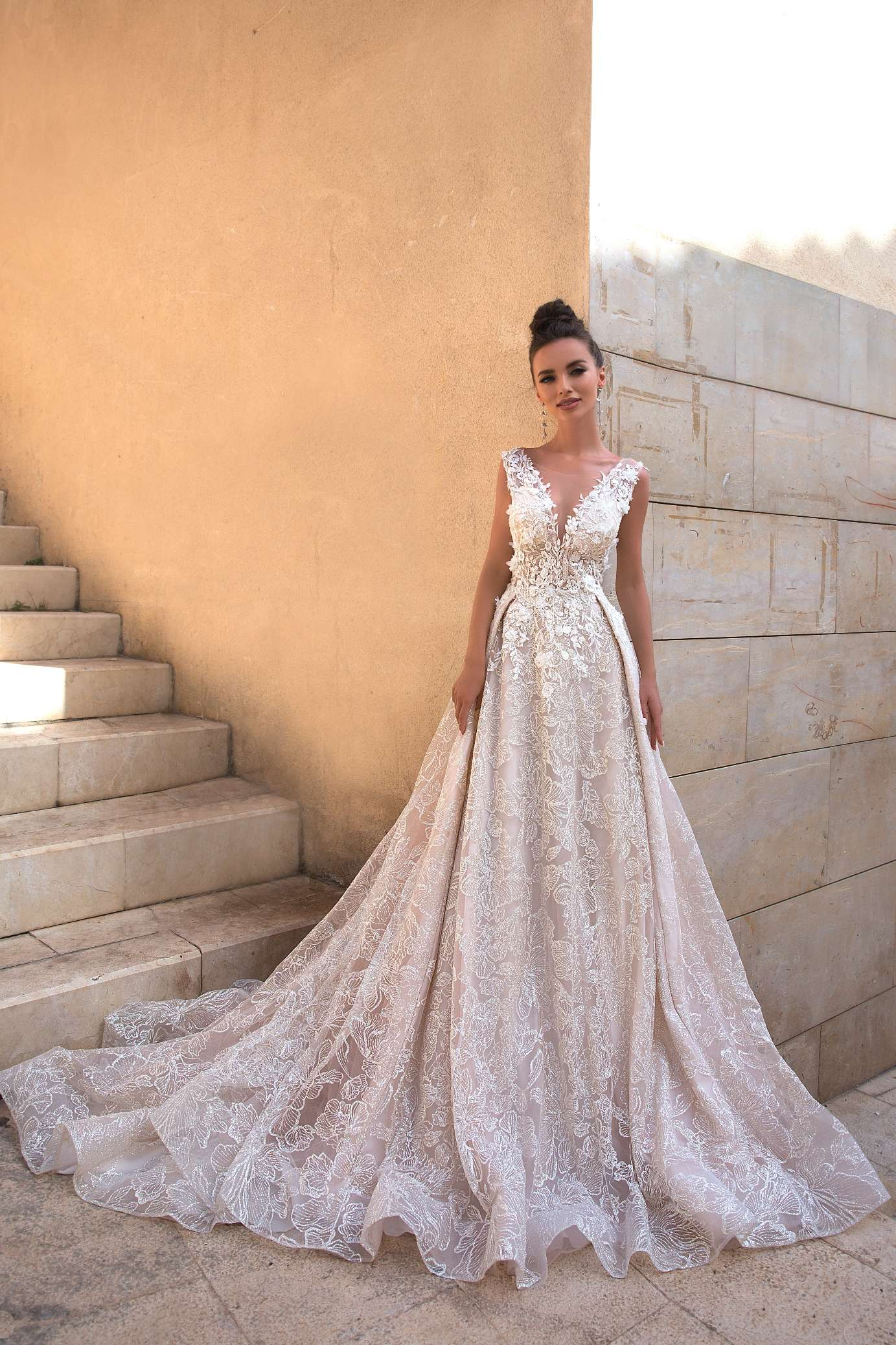 свадебное платье Magenta