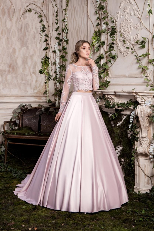Вечернее платье на выпускной Paloma