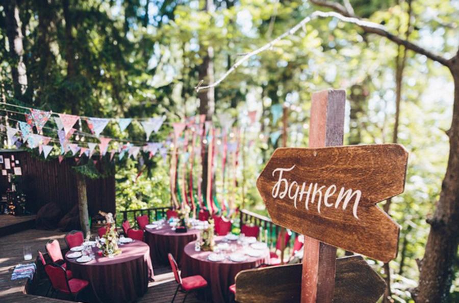Рекомендации при организации свадебного бранча от свадебного салона мадейра
