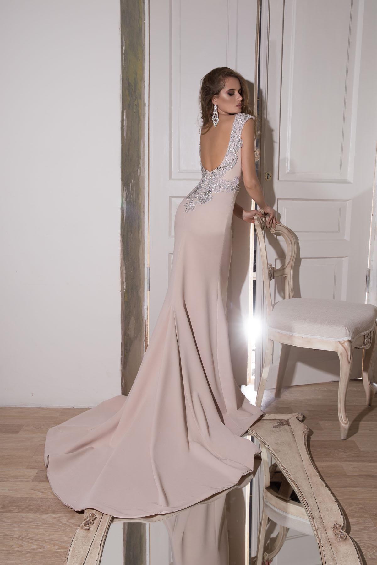 брендовые вечерние платья 1