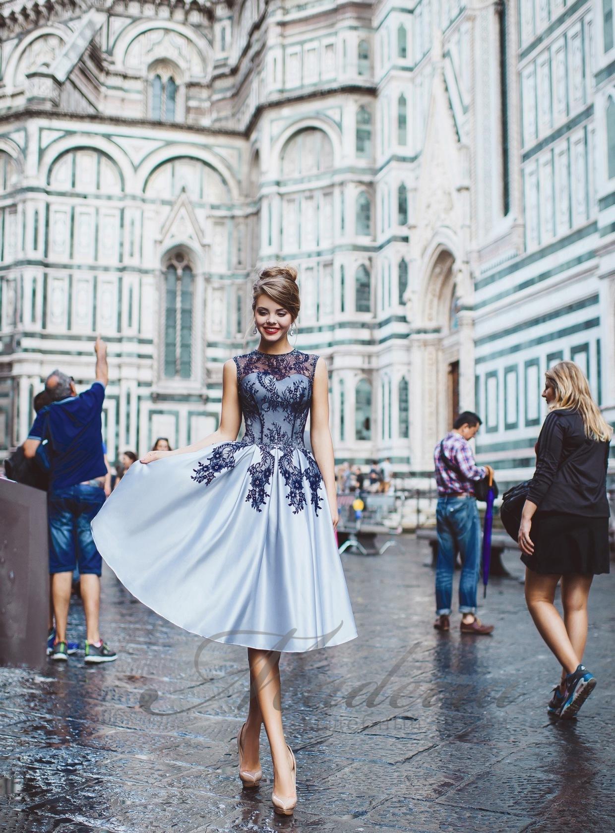 Вечернее платье на выпускной Evangelina