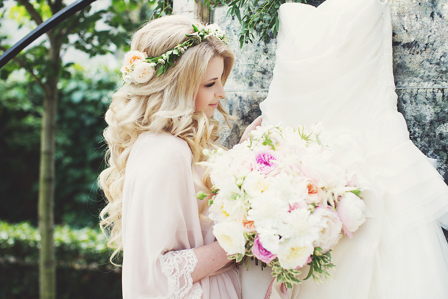 Свадьба в стиле Шебби Шик