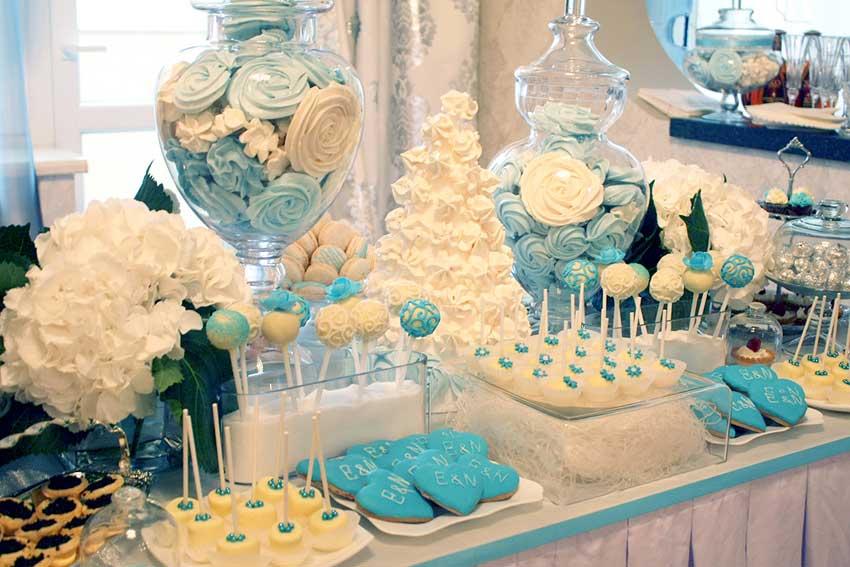 Кэнди – бар на свадьбу – новый тренд