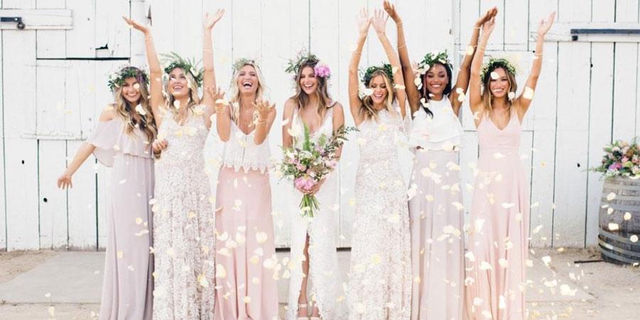 Что надеть гостье на свадьбу летом?