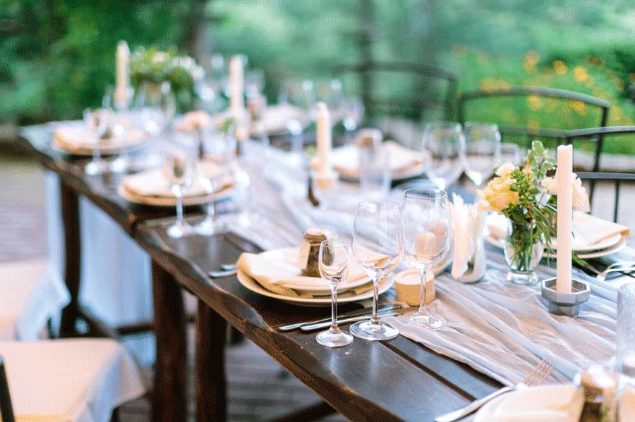 Предсвадебный мандраж или 7 страхов невесты пустой банкетный зал