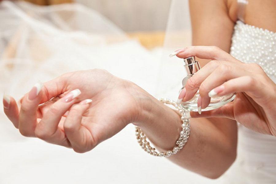 Образ невесты:Ароматы