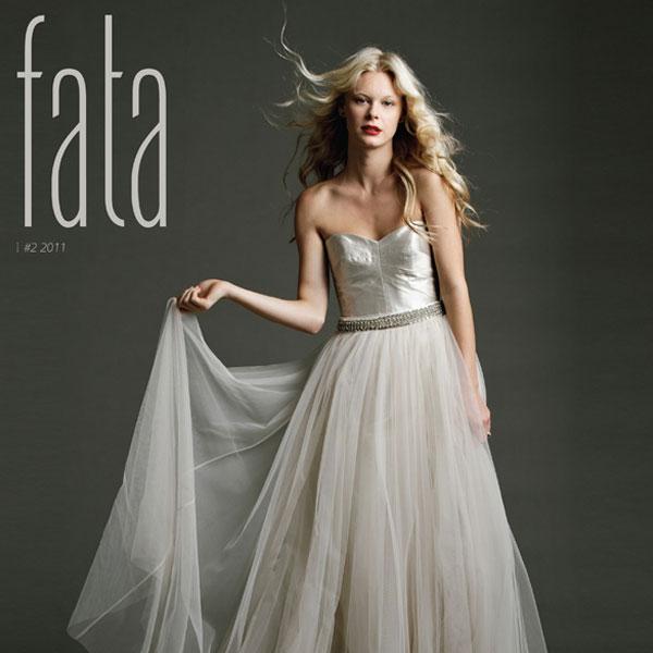 Журнал FATA #2 2011 Свадебный салон