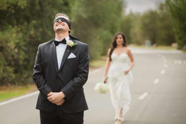 Почему жениху нельзя видеть в свадебном платье невесту до свадьбы