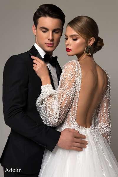 Сексуальные свадебные платья 2019