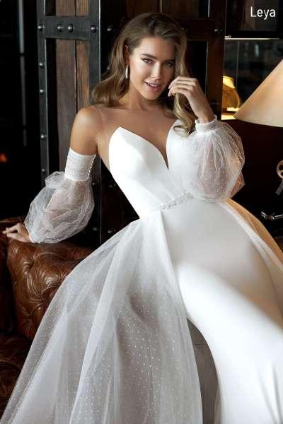Лучшие свадебные наряды для микросвадьбы