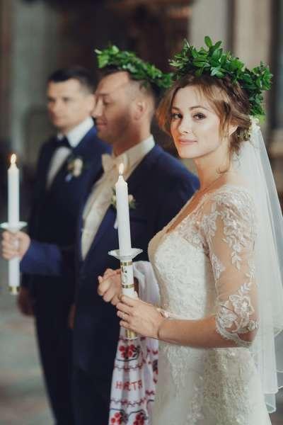 Какое выбрать свадебное платье для венчания?