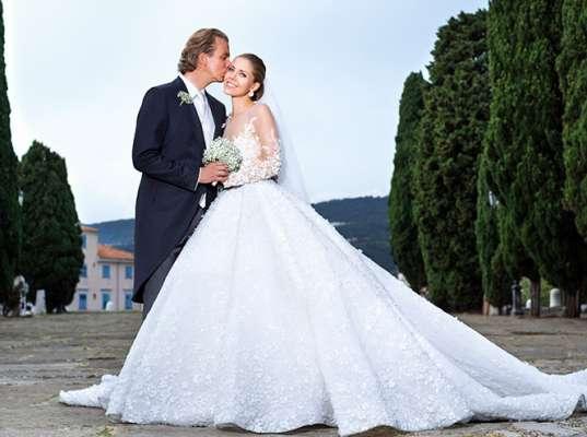 16 самых известных, красивых и дорогих свадебных платьев за всю историю