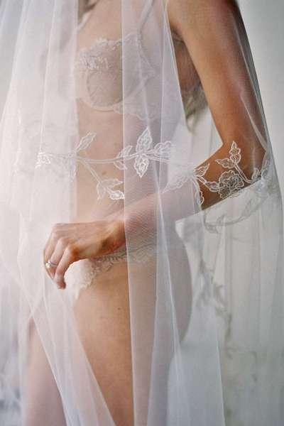 Как подобрать нижнее белье к свадебному платью?