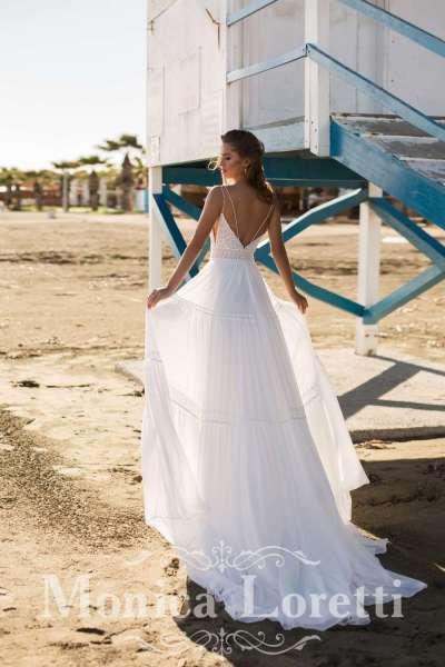 Летние свадебные платья для невесты