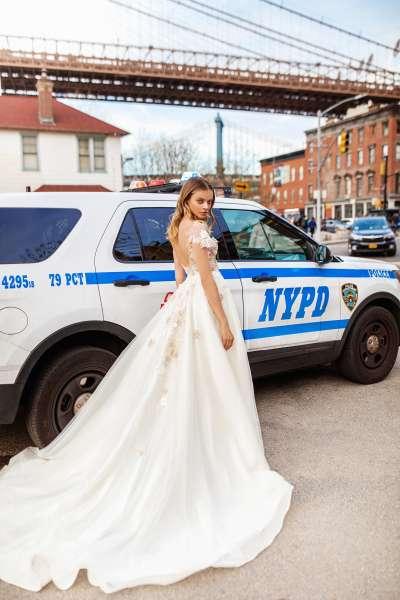 Свадебные платья Eva Lendel