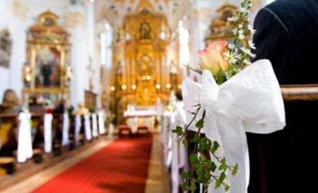 Западный обряд бракосочетания: история и наши дни