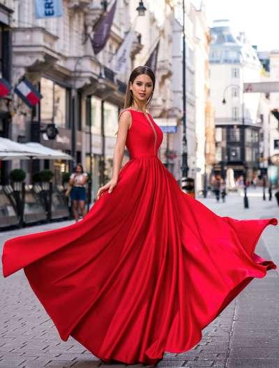 Как выбрать вечернее платье - советы от салона Мадейра