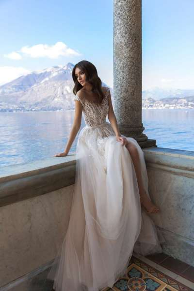 Как выбрать свадебное платье по цветотипу невесты