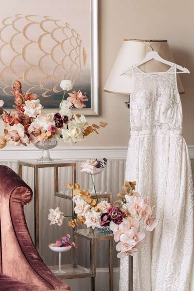 На что обратить внимание, если покупаете свадебное платье задолго до даты бракосочетания?