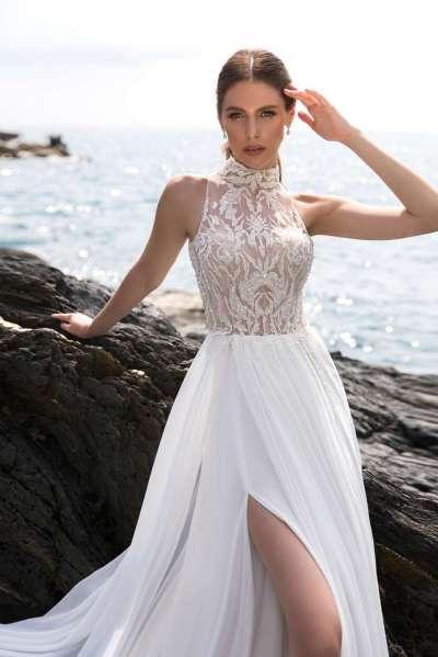 10 типов декольте свадебных платьев