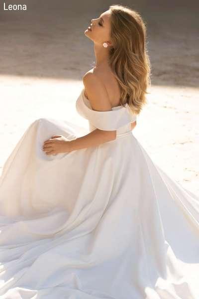 Тренды свадебных платьев 2021 года