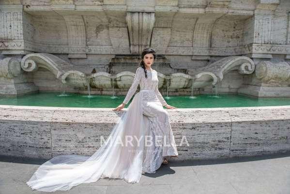Какими бывают свадебные платья-трансформеры