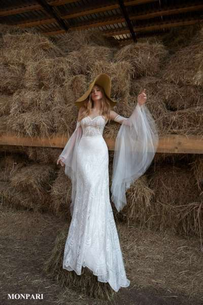 Мода на свадебные платья по типу фигуры