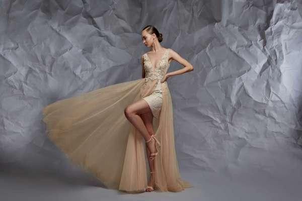 Эффектные фасоны вечерних платьев