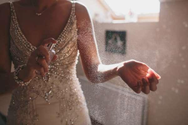Как выбрать аромат на свадьбу