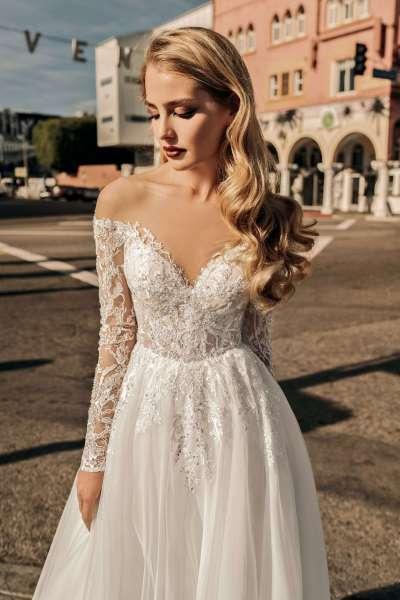 Выбираем свадебное платье по цветотипу